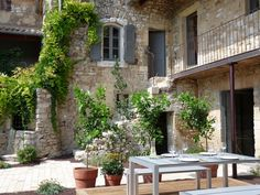 French Farmhouse - La Maison d'Ulysse in Provence France | Estate Weddings and Events