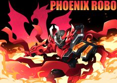 P / R : PHOENIX-ROBO