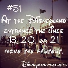 In case there are long lines to enter the park! Remember to follow us on instagram, @daveedgamboa, for special photos and to get all the secrets first!