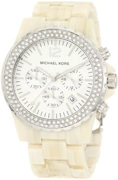 Do you like a watch with a bit of bling like this one from Michael Kors?