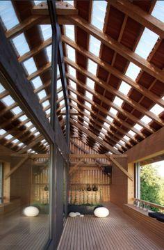 Zech Architektur 1: Natural lighting per excellence
