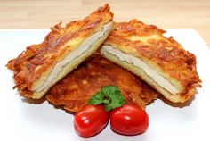 Borzas csirkemell recept Fish Recipes, Cake Recipes, Backyard Patio Designs, Hungarian Recipes, Meatloaf, Valspar, French Toast, Sandwiches, Goodies
