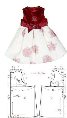 Baby Girl Dress Patterns Baby Clothes Patterns Love Sewing Baby Sewing Sewing For Kids Little Girl Outfits Kids Outfits Frock Design Sewing Clothes Little girls dresses - Pattern with measurements in cm A selection of children& models . Baby Girl Dress Patterns, Baby Clothes Patterns, Sewing Patterns Girls, Little Girl Dresses, Clothing Patterns, Girls Dresses, Pattern Sewing, Sewing Clothes, Kids Outfits