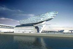 Zaha Hadid Architects — The new Port House, Antwerp, Belgium
