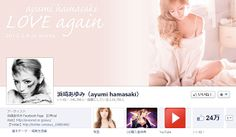 FAN_TiMEな情報:浜崎 あゆみ(Ayumi Hamasaki) Facebook page・・・ http://timein.jp/item/content/site/980199465