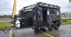 "2016 Royal Flair Raptor 11'5"" Off Road Caravan 