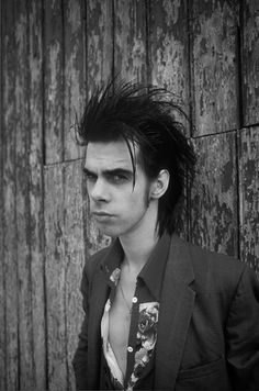 The most Rogue one of all....Nick Cave 1984