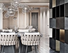 modern dining-room decor ideas to wow your attendees - Homes Tre Room Tiles Design, Dining Room Design, Dinner Room, Dining Room Lighting, Table Lighting, Lighting Ideas, Coffee Table Design, Coffee Tables, Küchen Design
