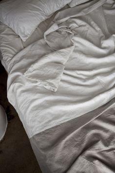 Glen Allsop original content.  Linen duvet cover by Mr & Mrs White.