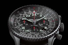 Navitimer Cosmonaute Blacksteel watch by Breitling