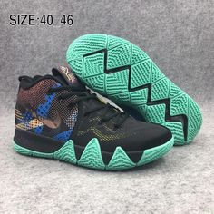 Nike Kyrie 4 Basketball Chaussures Homme. Brand Shoes a70f47990