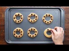 Chocolate-Stuffed Churro Donuts