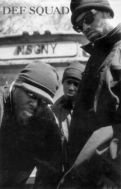 Def Squad #Eric Sermon  #Keith Murray  #Redman