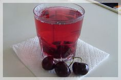 Cherry Kompot (Cherry Drink)  Kompot is a traditional drink in Central and Eastern European countries, especially Bulgaria, Poland and Russia. Cherry kompot is a light, refreshing drink, especially good during hot summer.