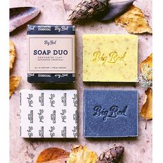 Soap Duo now available! Can't decide which soap to try? Simple, try them both. Beard Soap, Beard Balm, Red Beard, Big Beds, Red Bedding, Bentonite Clay, Body Soap, Activated Charcoal, Natural Oils