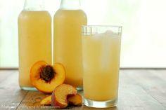 Probiotic Peaches 'N Cream Soda