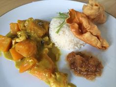 Leave my boyfriend to go spend the last of our Sri Lankan Rupees before boarding our flight home is usually asking for trouble and I have t. Prawn Curry, Curry Recipes, Seafood, Chicken, Sea Food, Shrimp Curry, Buffalo Chicken, Rooster