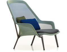 Slow Lounge Chair by Ronan & Erwan Bouroullec for Vitra