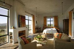 (headboard) A Mexican Hacienda | Home Adore