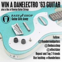 Thunder Road Guitars / Bass Shop Seattle Give Away! - Instagram