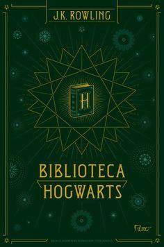Editora Rocco lançará o Box Biblioteca Hogwarts, de J.K.Rowling - Cantinho da Leitura