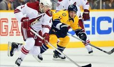 Nashville Predators Set Franchise Record For Most Goals In A Period By Both Teams