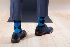 Barevné ponožky SocksInBox Argyle (detail) Marceline, Boots, Winter, Fashion, Crotch Boots, Winter Time, Moda, Fashion Styles, Shoe Boot