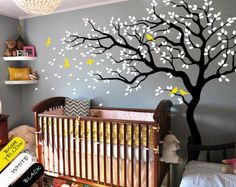 Tree Wall Decal Huge Tree Wall Decals Nursery Wall Decor Wall Mural Stickers Tree and Birds Nature Wall Decals Wall Art HLL,http://www.amazon.com/dp/B00J6T9NOK/ref=cm_sw_r_pi_dp_-2-Ftb0R0DDPKV3B