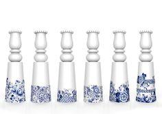 Vase Collection 2015 - Marcel Wanders for Randstad
