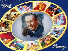images of walt disney | Walt Disney, biographie, citation, production, la totale!