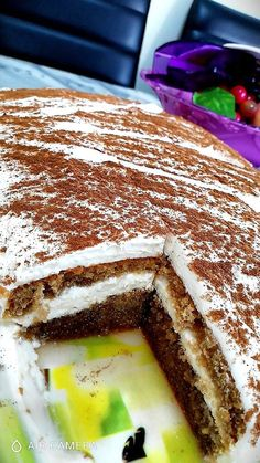 Cold Desserts, Something Sweet, Confectionery, Tiramisu, Deserts, Food And Drink, Meals, Cooking, Ethnic Recipes