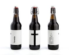 cerveza l'ermita. Esta cerveza de producción 100% artesanal y de tirada numerada, nos permitió investigar en torno a la arquitectura y estética del románico