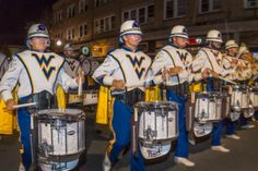 the PRIDE OF WV - WVU BAND Will be in The Macy's Thanksgiving Day Parade will air at 9 a.m. Thursday on WSAZ.