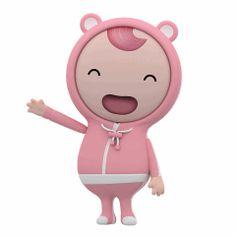 COCOARU / kakao talk emoticon Cartoon People, Cartoon Gifs, Cute Cartoon Wallpapers, Love You Gif, Cute Love Gif, Happy Birthday Rose, 12 Dancing Princesses, Emoji Images, Kids English