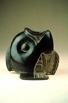 Сосуд в форме рыбы. 800-400 гг. до н.э.