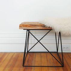Blogger Special: I Built a Bench!