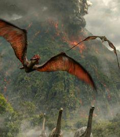 Jurassic World Fallen Kingdom - Pteranodon