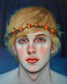 BLOODFLOWERS by Kris Knight, via Flickr