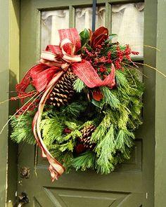 Christmas wreath | Tanglewood