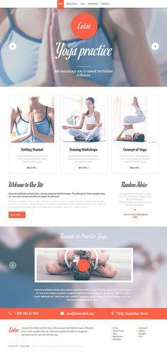 #flat template http://www.webdesign.org/15-flat-template-designs.22385.html #wordpress #themes