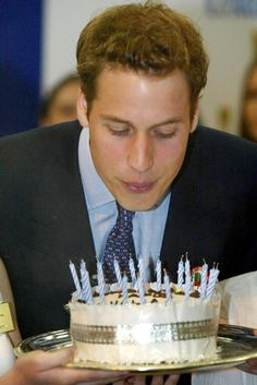 Happy Birthday William! Born on this day 21st June, 1982. St Mary's Hospital in London
