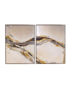 """Two-Piece """"Ascent"""" Giclee Set"""
