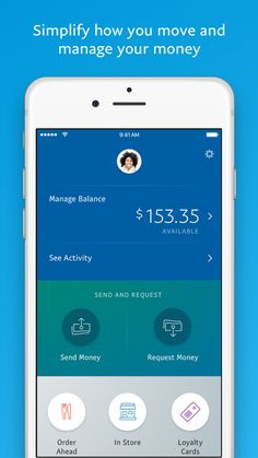 PayPal - Send and request money safely by PayPal, Inc.
