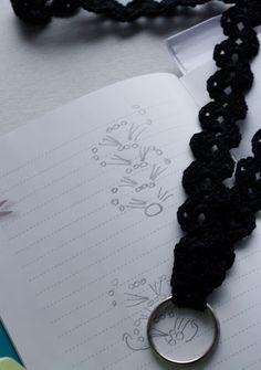 Avainkaulanauhoja työpäivään Little Things, Knitting, Bracelets, Crafts, Handmade, Jewelry, Crocheting, Diy Ideas, Tejidos