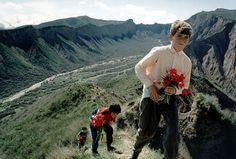 """""""Mennonites in Kyrgystan"""" Photodocumentary by Wim Klerkx"""