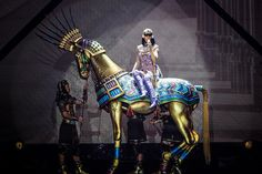 Katy on horseback