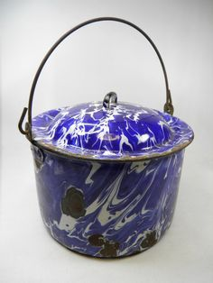 enamelware ---(that's right !)
