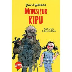 David Walliams, illustré par Quentin Blake (Albin Michel Jeunesse)