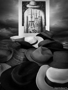 """ph. © Alejandra Basso """" I don't know who I am anymore"""""""
