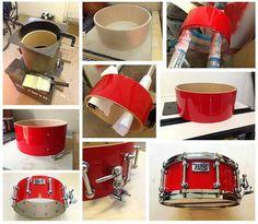 Snare Drum Rebuild